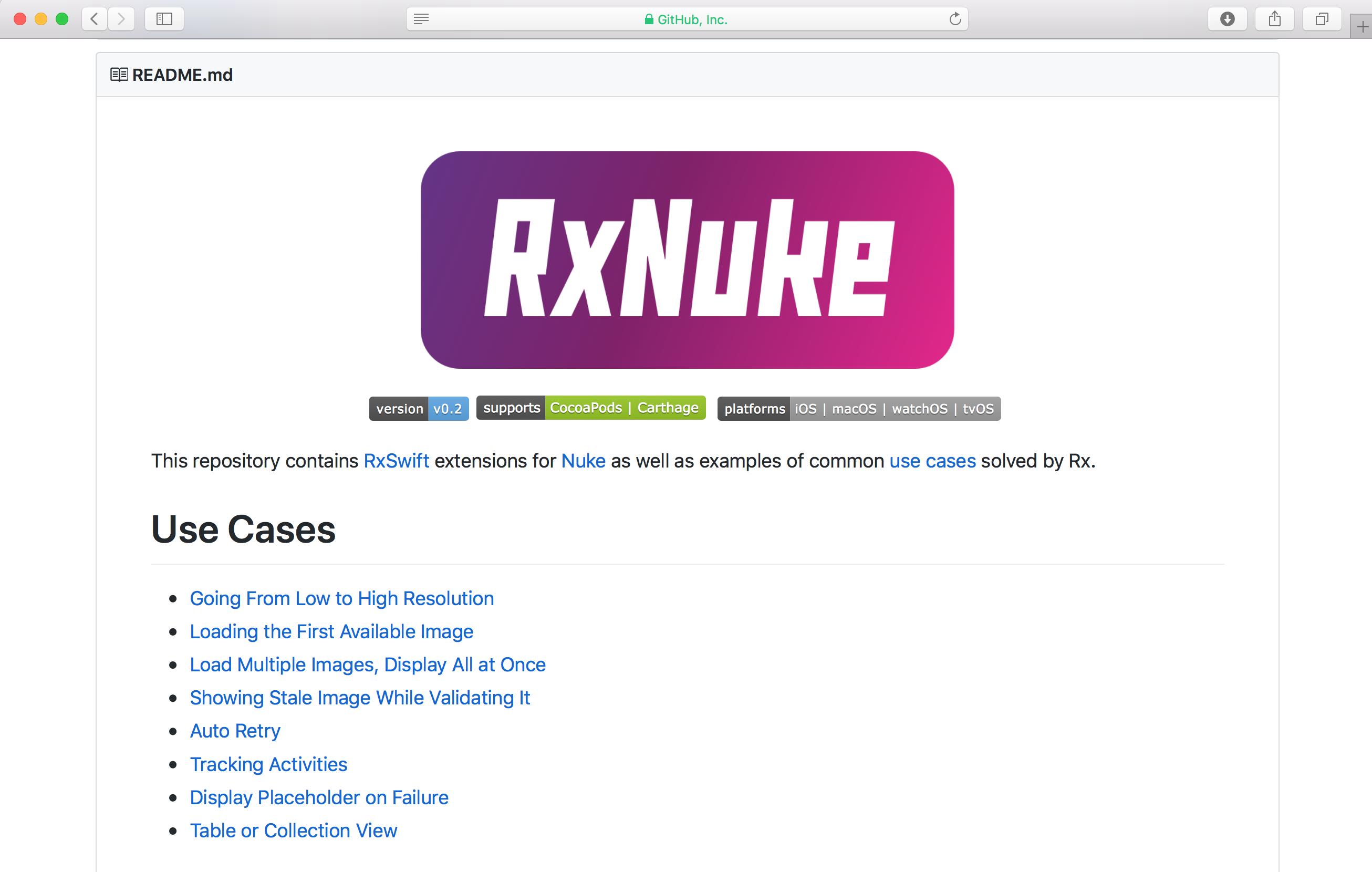 RxNuke logo
